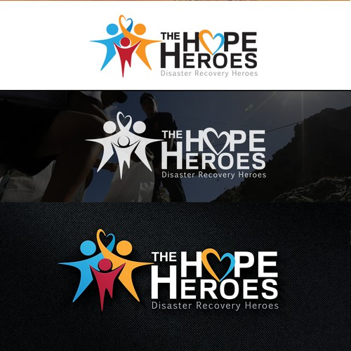 Create Logo for a Rapidly Growing Nonprofit - The Hope Heroes