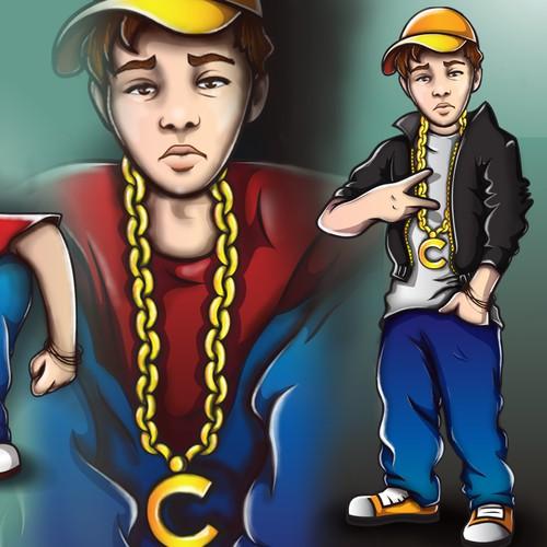 Rapper boy