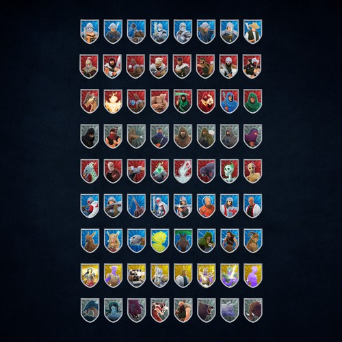 Conquest Troop Icons