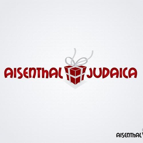 logo for AISENTHAL JUDAICA