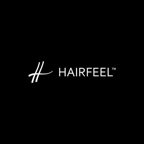 Logo for beauty brand - Hairfeel