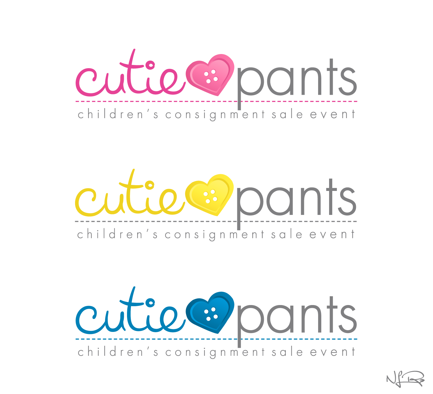 New logo wanted for Cutie Pants