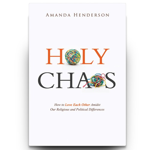 HOLY CHAOS_THIS DESIGN IS FOR SALE_message me if you like to use this cover for your book.