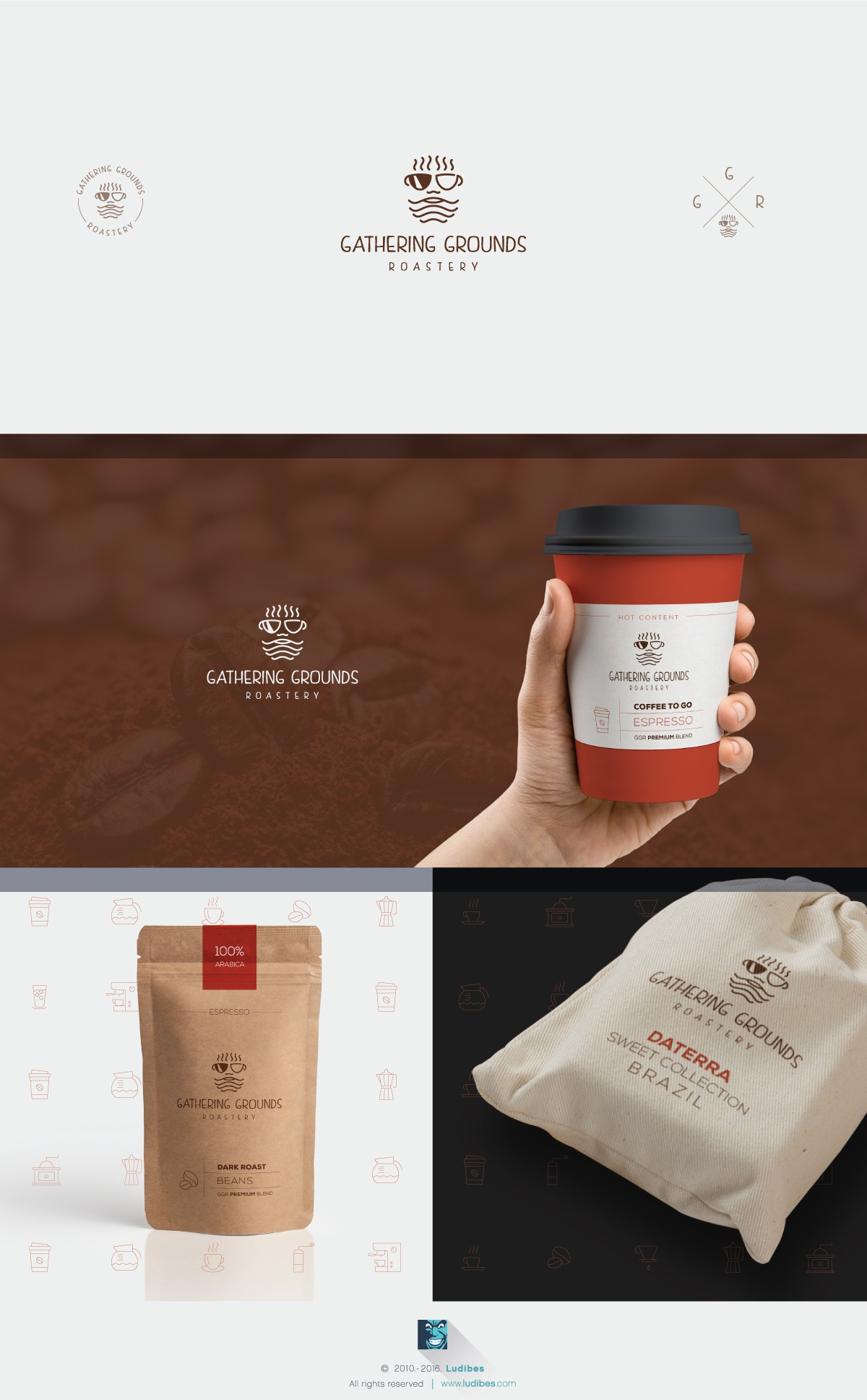 Stunning Yet Professional Brand Identity Design