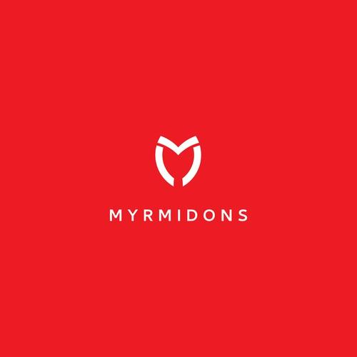 Logo design for Myrmidons