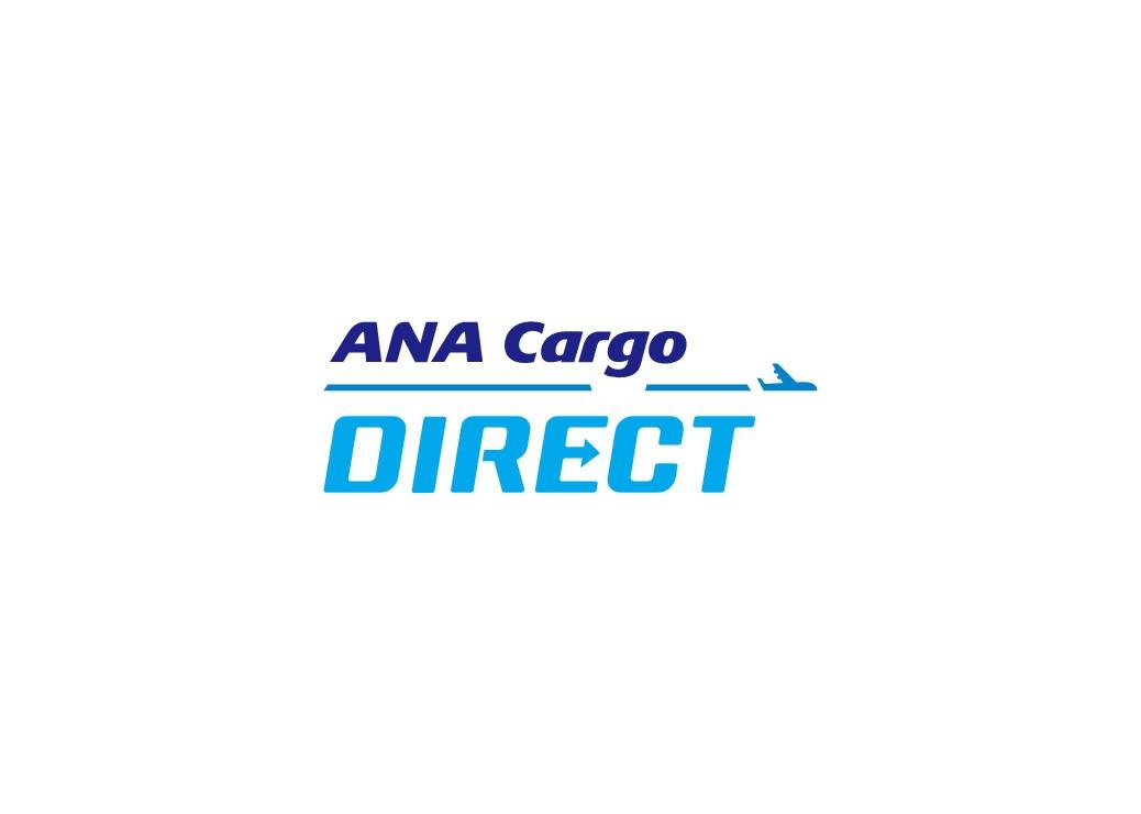 「ANA CARGO DIRECT」というスピーディーで確実、革新的な国際配送サービスのロゴデザインをお願いします。