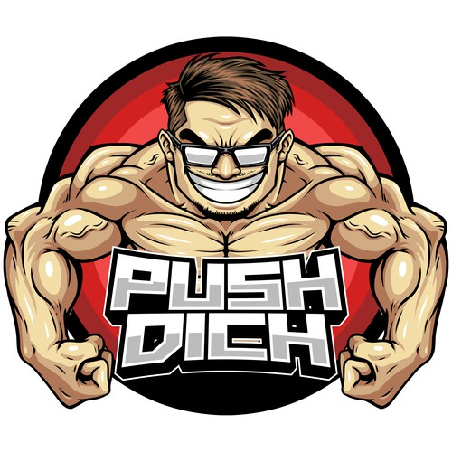 Mascot for Push Dich