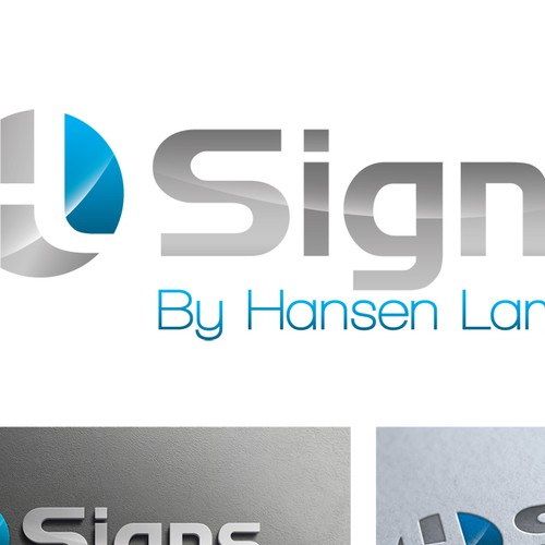 logo for Signs By Hansen Lamont