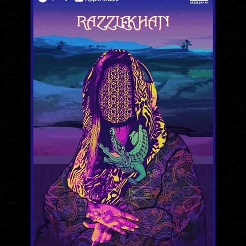 Poster for Razzlekhan