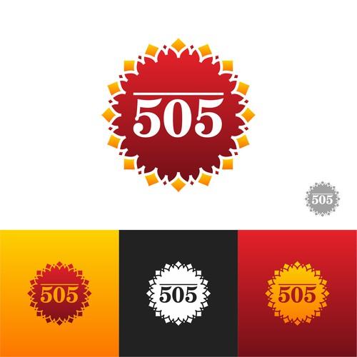 Design Attractive 555 Brand Logo