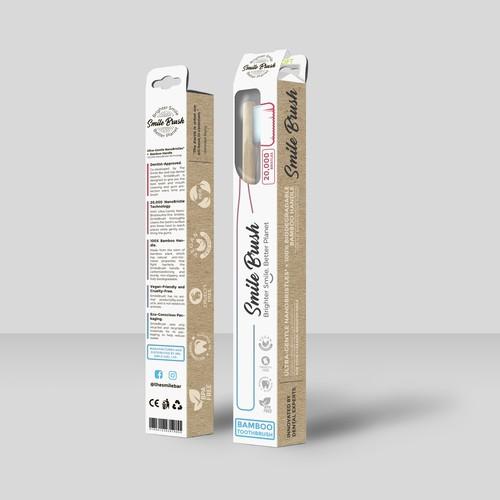 Smile Brush - Toothbrush Design