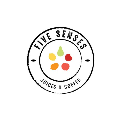 Logo design for Five Senses