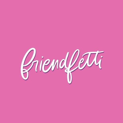 Friendfetti Logo Design