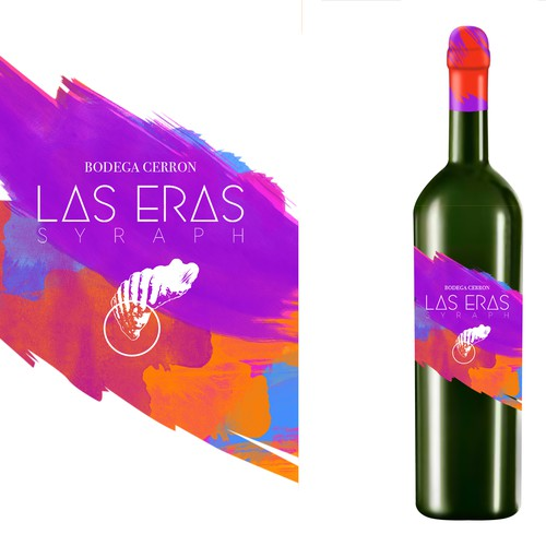 Wine label design proposal