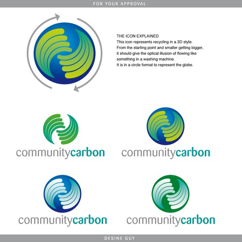 LOGO : New Consumer and Community Response to Climate Change!