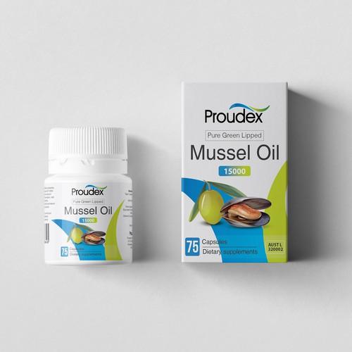 Label/Packaging design
