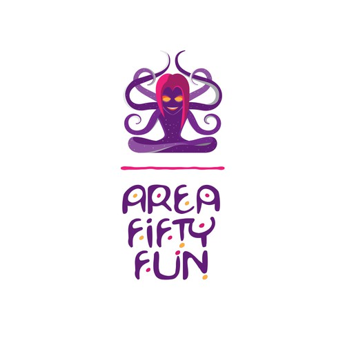 Area Fifty Fun logo