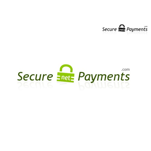 Logo for payment processor