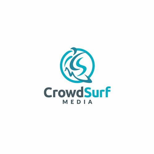 Logo Design for CrowdSurf