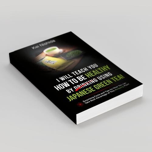 Book cover idea for Author
