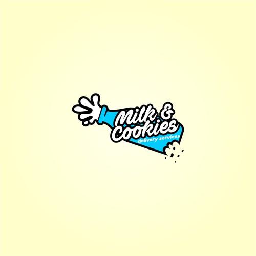 milk cookies,