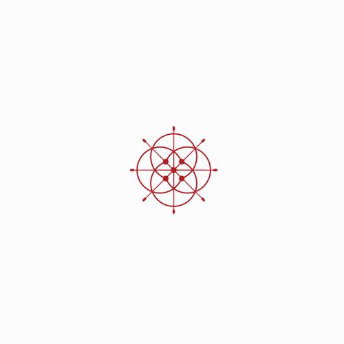 Logo design for I AM COLOR BRAVE
