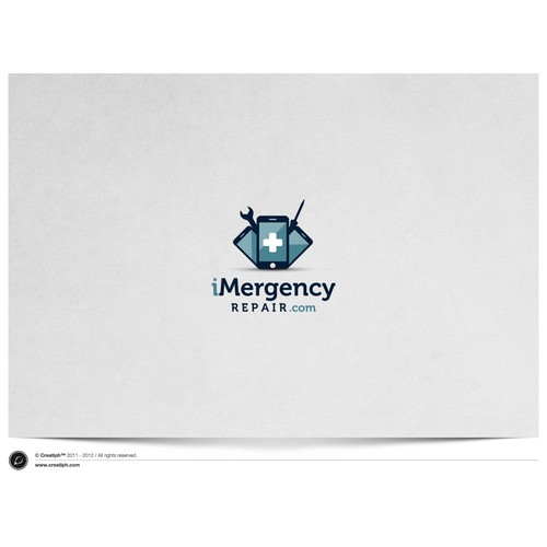 Help iMergency Repair with a new logo