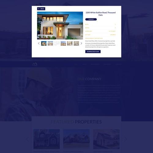 MorganLowe Homes details