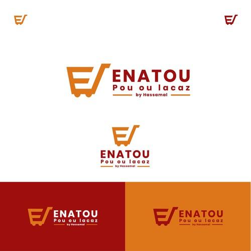 Logo for Enatou