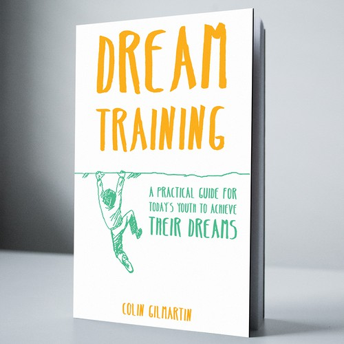 Create an Inspiring Book Cover for Dream Training
