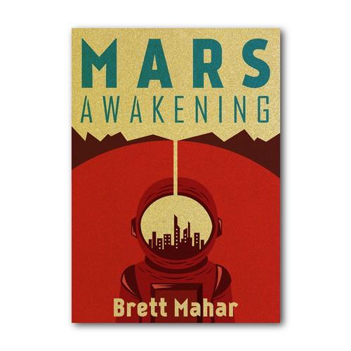 Mars Awakening - Book cover