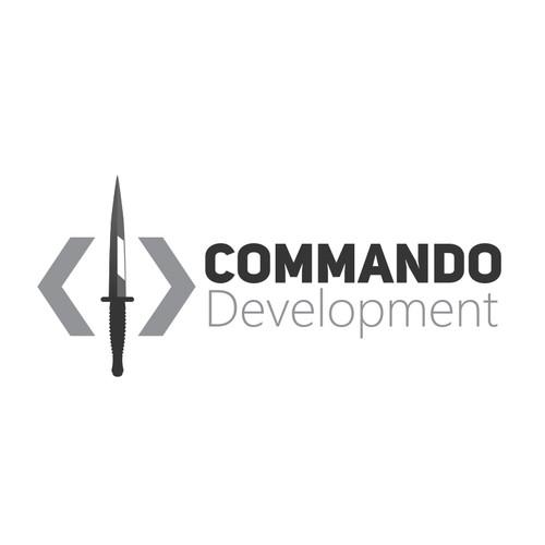 Commando Development Branding