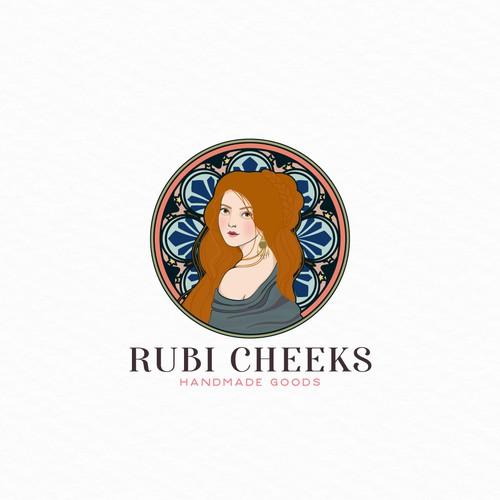Logo entry for Rubi Cheeks.