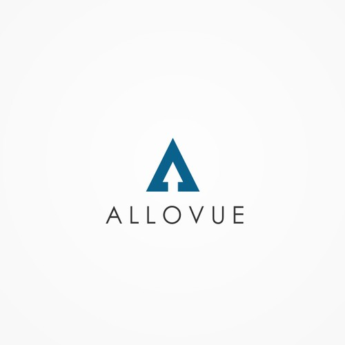 New logo and business card wanted for Allovue