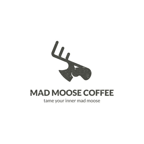 Logo for specialty coffee business.