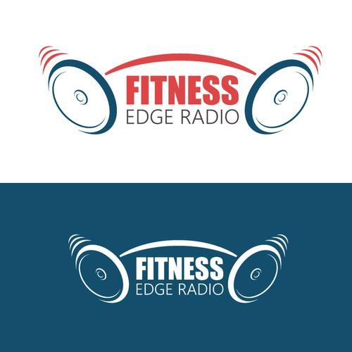 logo for Fitness Edge Radio