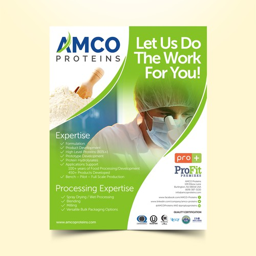 AMCO Proteins