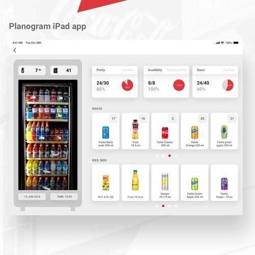 Planogram (iPad app)