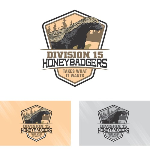 division 15 honeybadgers