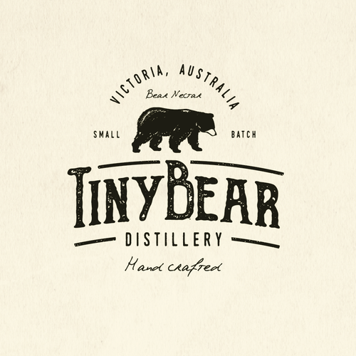 Distillery logo proposal