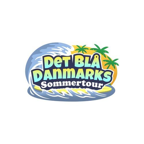 Logo Design for a Tourism Campaign