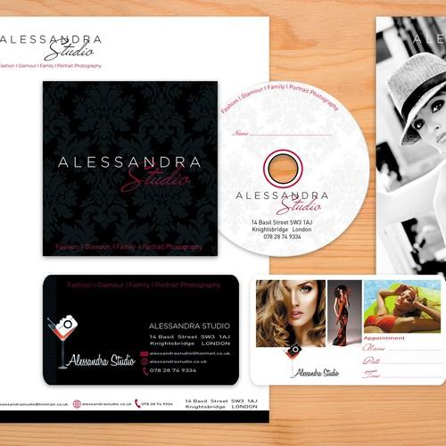 AlessandraStudio Stationary