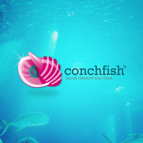 Character logo for Conchfish