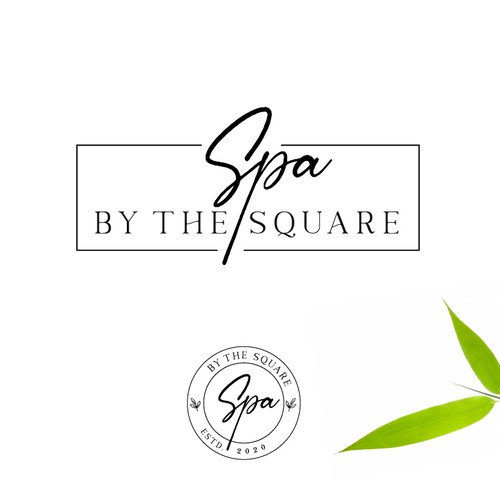 Spa logo branding