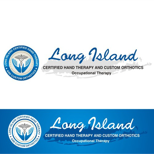 logo for Long Island Certified Hand Therapy and Custom Orthotics