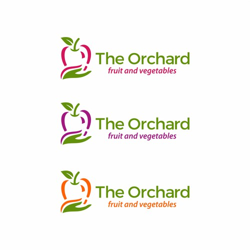 "winning design In contest ""The Orchard"" need a stunning new logo"