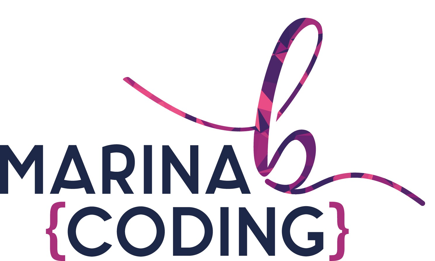 Create a quirky and fun logo and brand identity for MarinaBcoding - Creative digital workshop