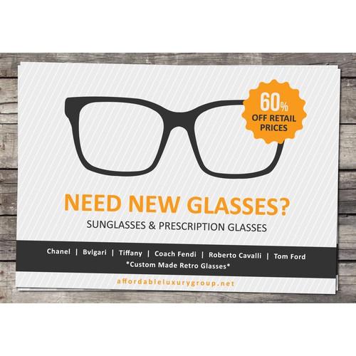need new glasses?