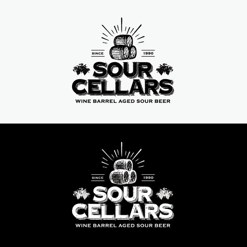 Create a logo for a new brewery