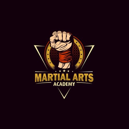MARTIAL ARTS ACADEMY.